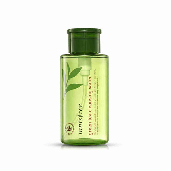 {INNISFREE} GREEN TEA CLEANSING WATER