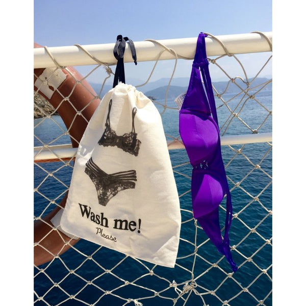 ''Wash Me' Please'  Lingerie& Laundry &Travel Bag (bez kese/çanta)