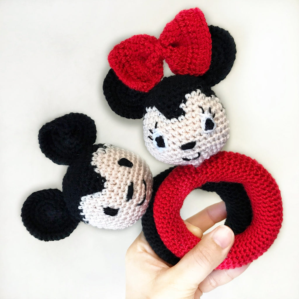 Pin by HiDBDesigns on Amigurumi | Crochet mickey mouse, Crochet ... | 1024x1024