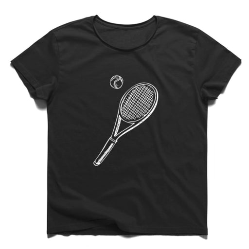 Racket Ball T-Shirt resim 1