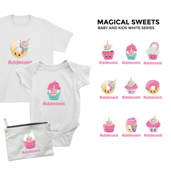 Magical Sweets White