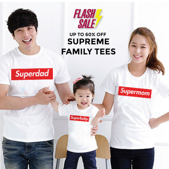 FLASH DEAL - Supreme Family Edition