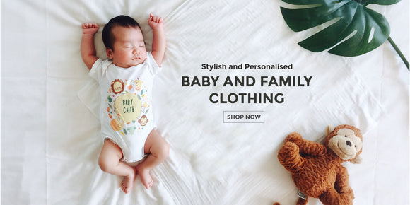 Babywears personalised baby and family clothing online malaysias largest custom baby and family clothing online negle Gallery