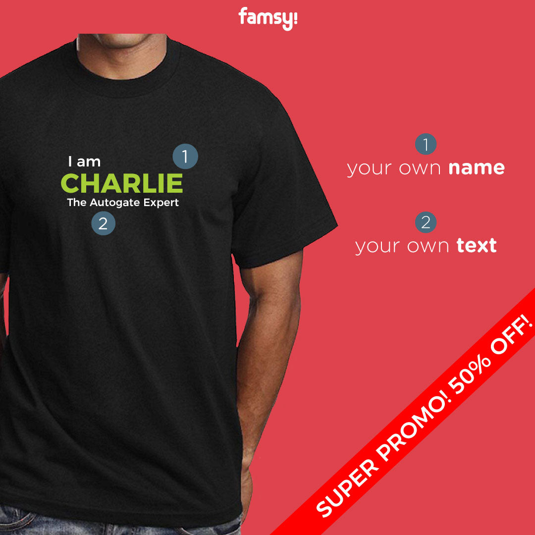 Corporate Custom Your Own I Am Addname Ask Me About Add Text Unisex T-Shirt