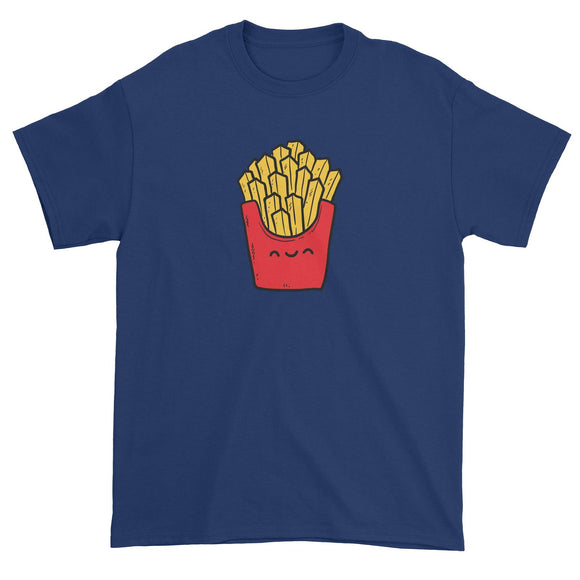 Fast Food Fries Unisex T-Shirt  Matching Family Comic Cartoon