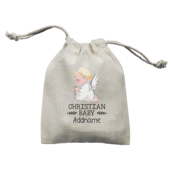 Christian Baby Angel Christian Baby Addname Mini Accessories Mini Pouch