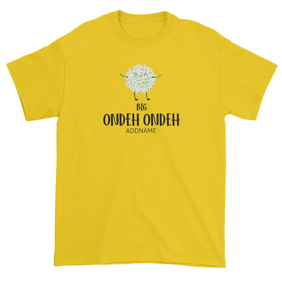Cute Big Ondeh Ondeh Unisex T-Shirt