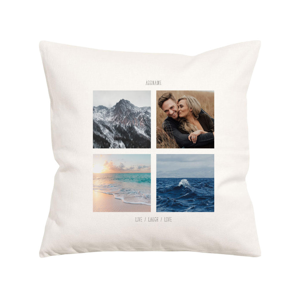 Photo Gift Series 2X2 Pillow