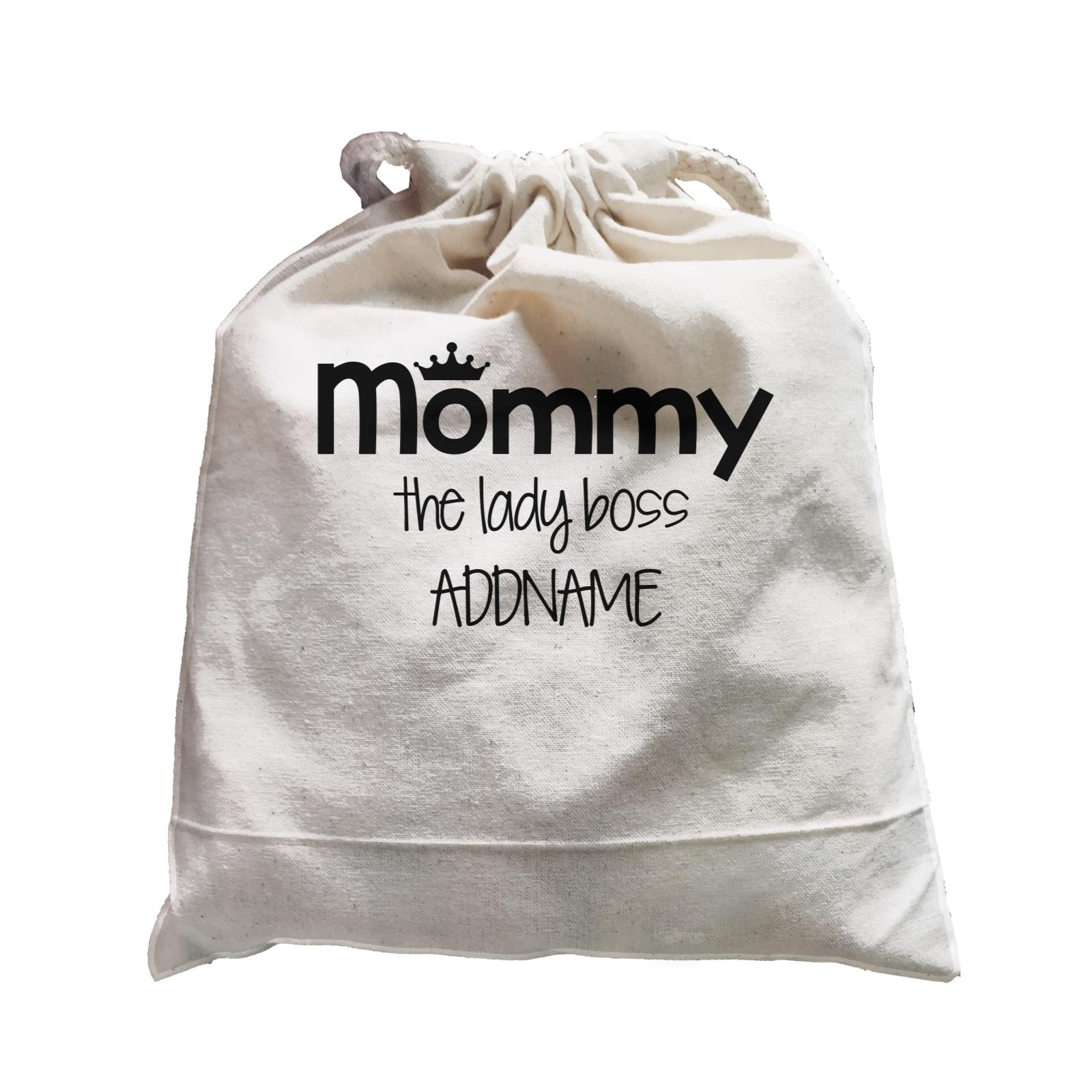 Mommy with Tiara The Lady Boss Satchel