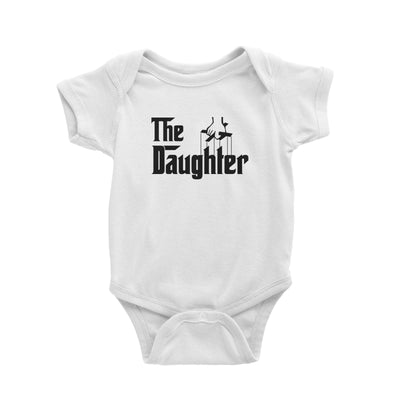 The Daughter Baby Romper Godfather Matching Family