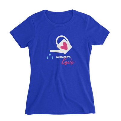 Nurturing Mommy's Love Women's Slim Fit T-Shirt  Matching Family