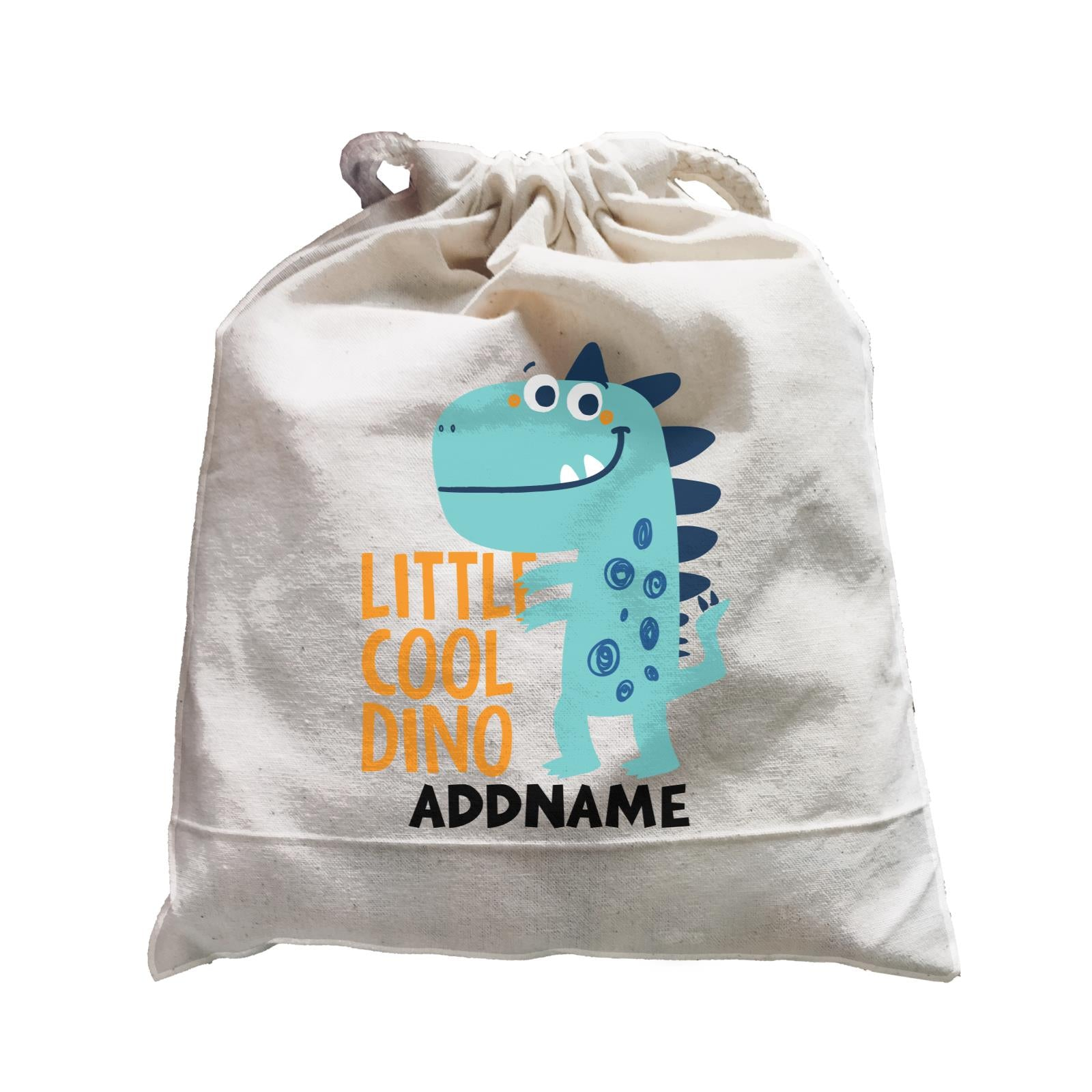 Little Cool Dino Addname Bag Satchel