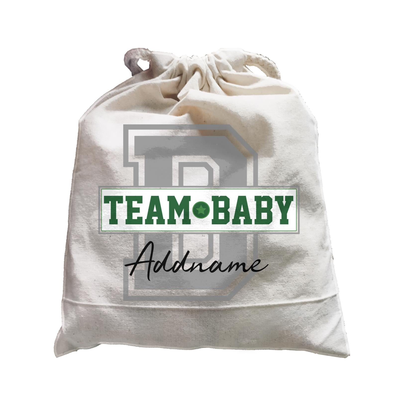 Team Baby Addname Satchel