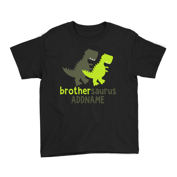 Brothersaurus Kid's T-Shirt