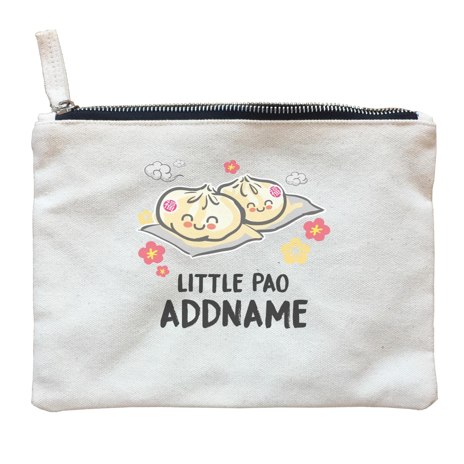 Chinese New Year Little Pao Zipper Pouch