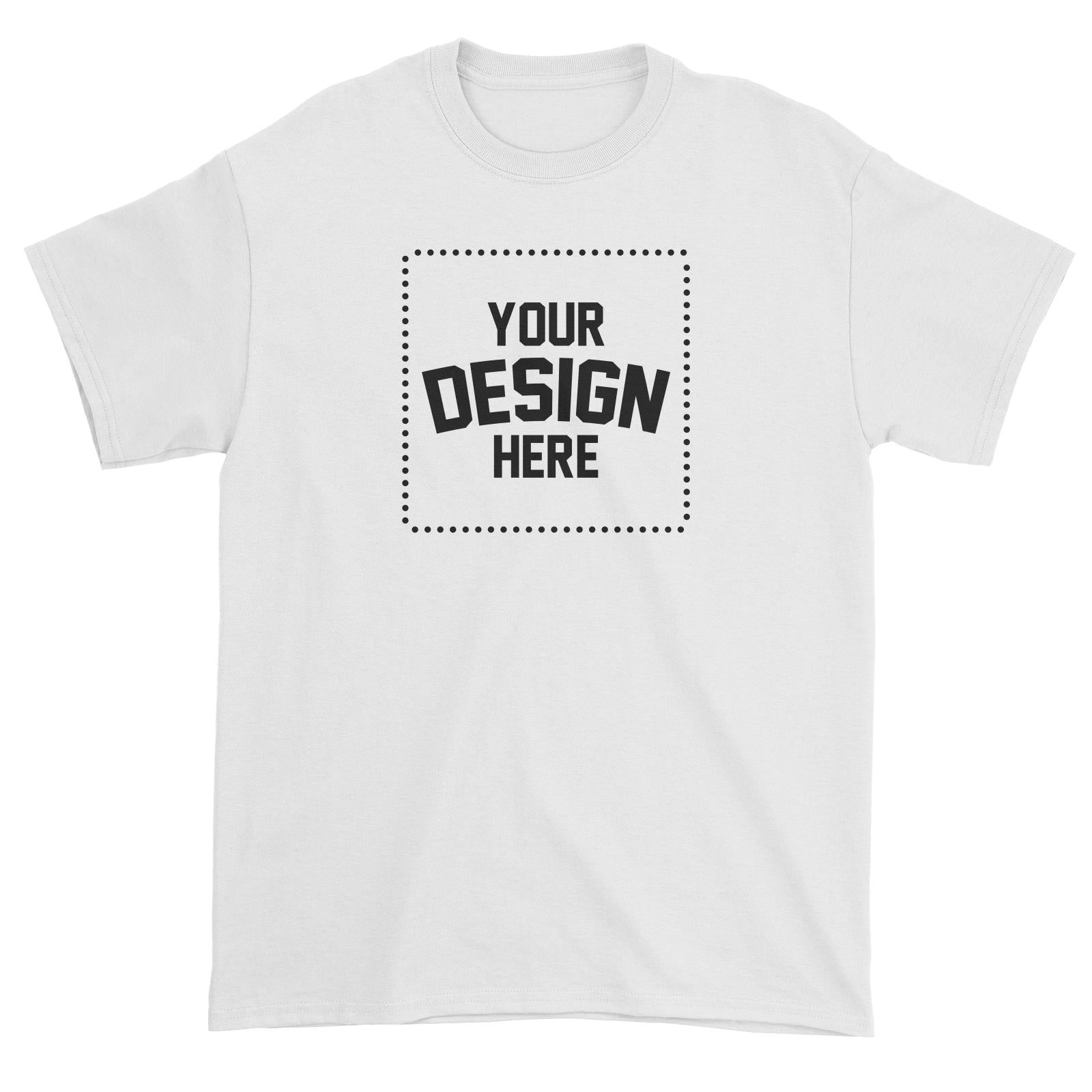 Custom Your Own Design Unisex T-Shirt