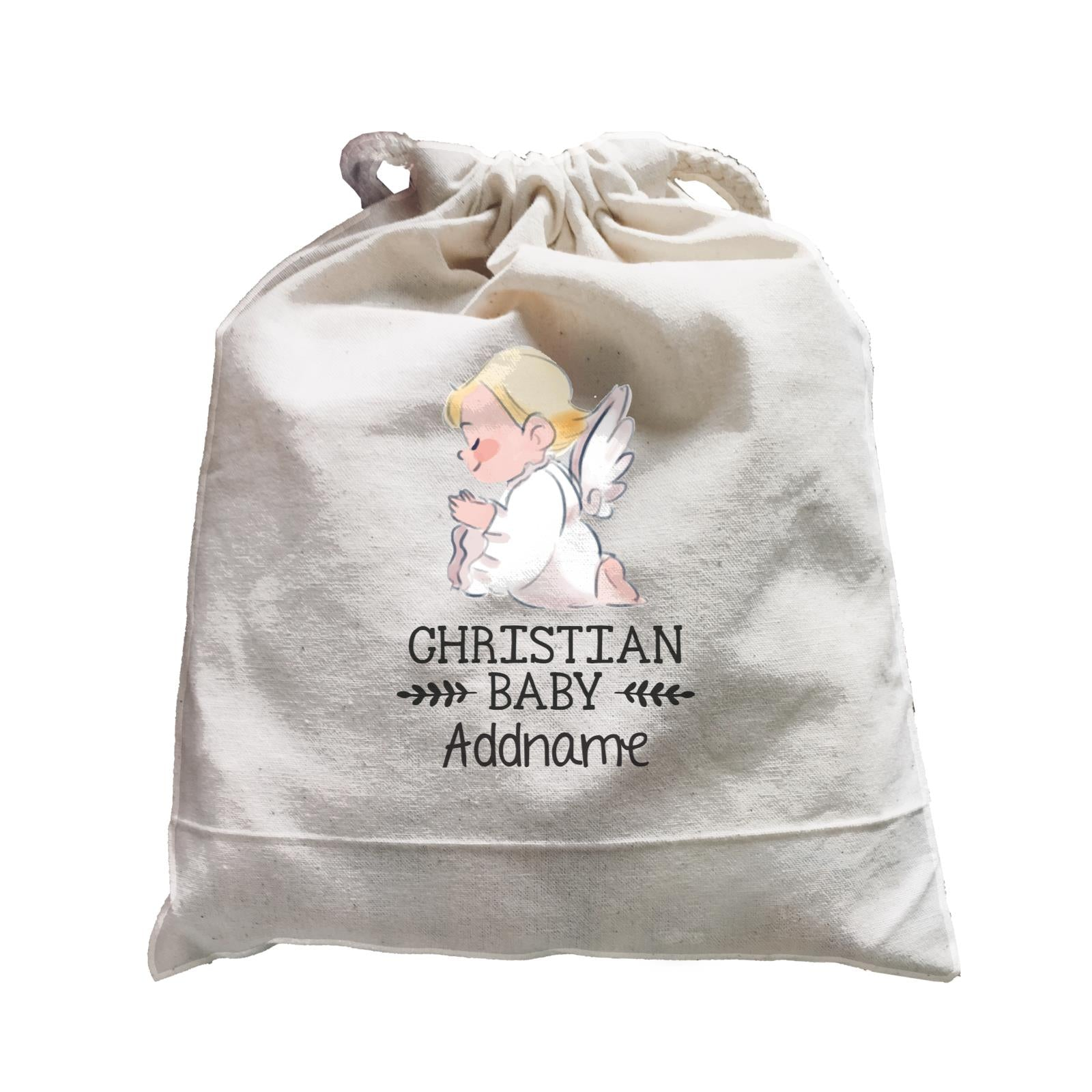 Christian Baby Angel Christian Baby Addname Satchel