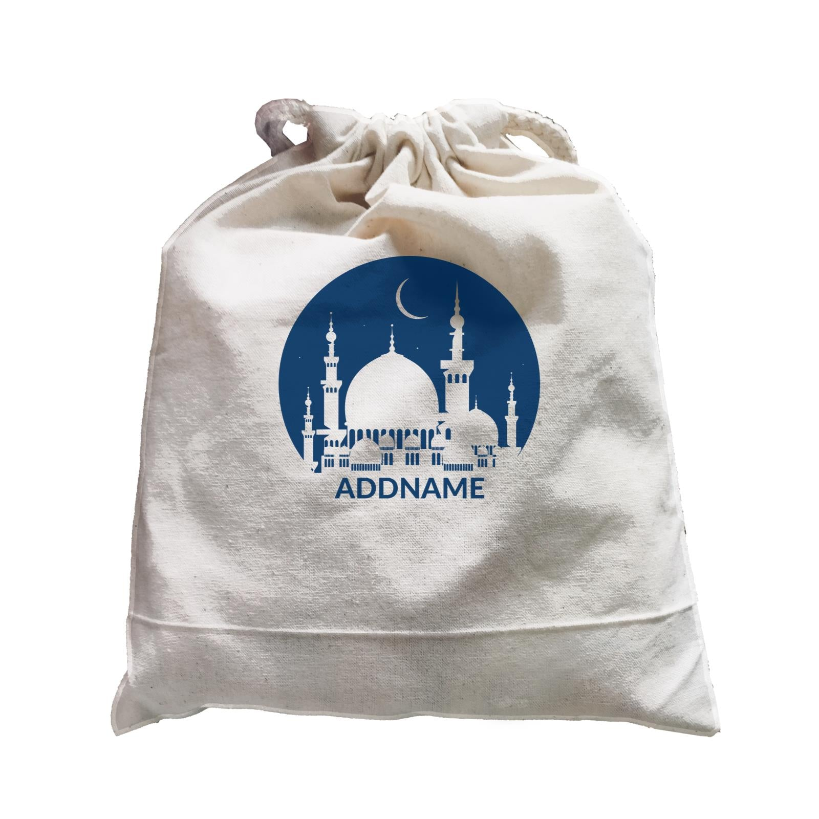 Mosque Moon Satchel Raya Personalizable Designs