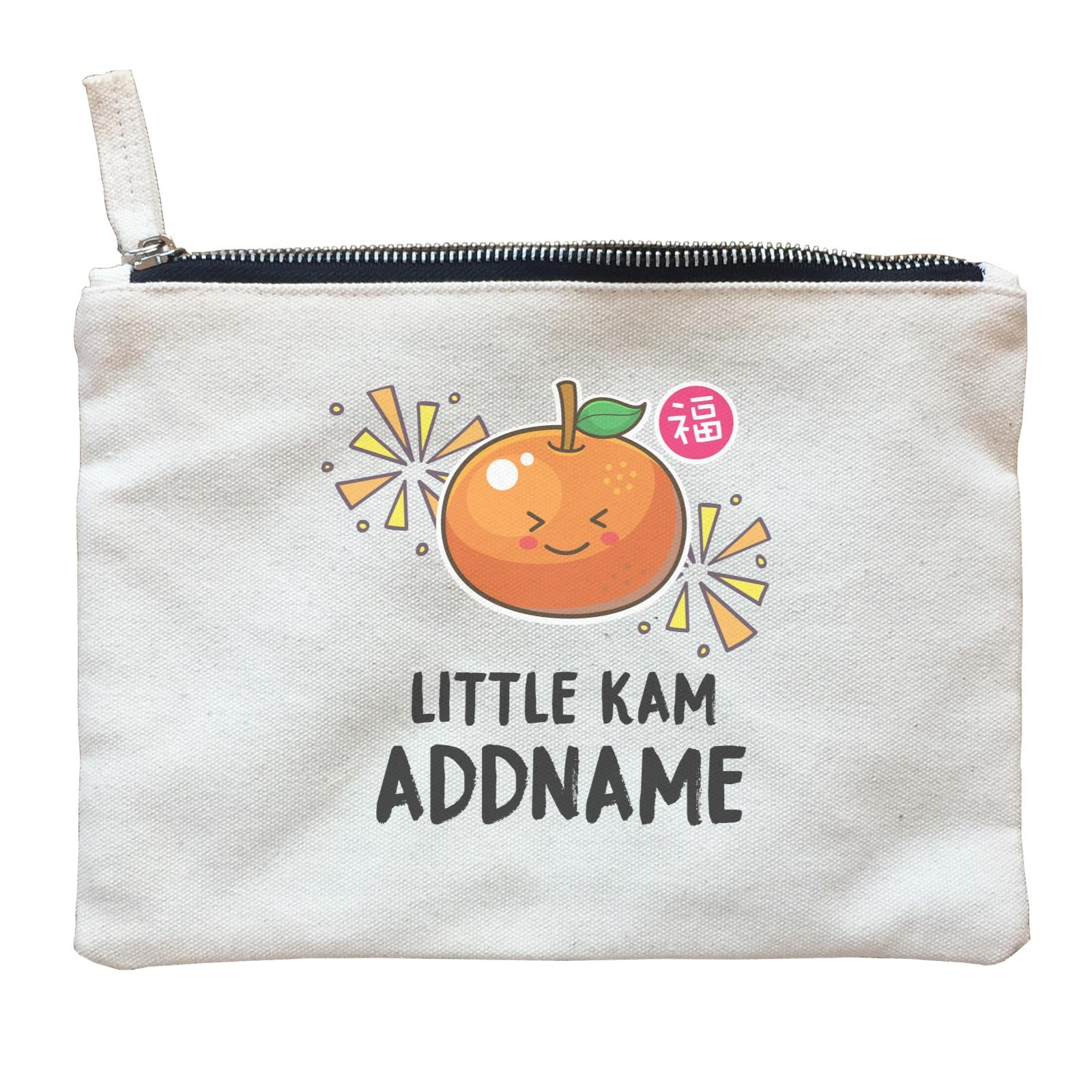 Chinese New Year Little Kam Zipper Pouch