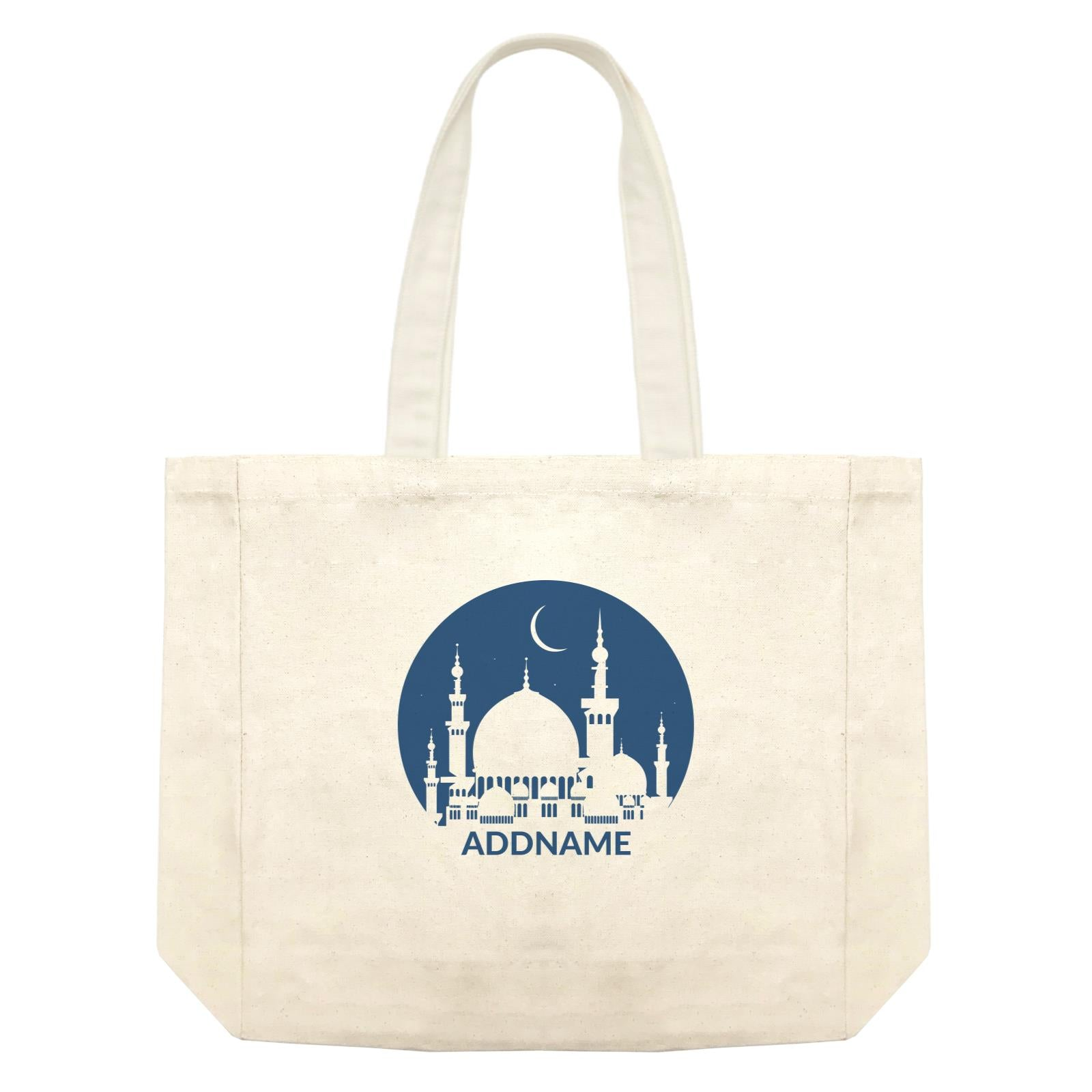 Mosque Moon Shopping Bag