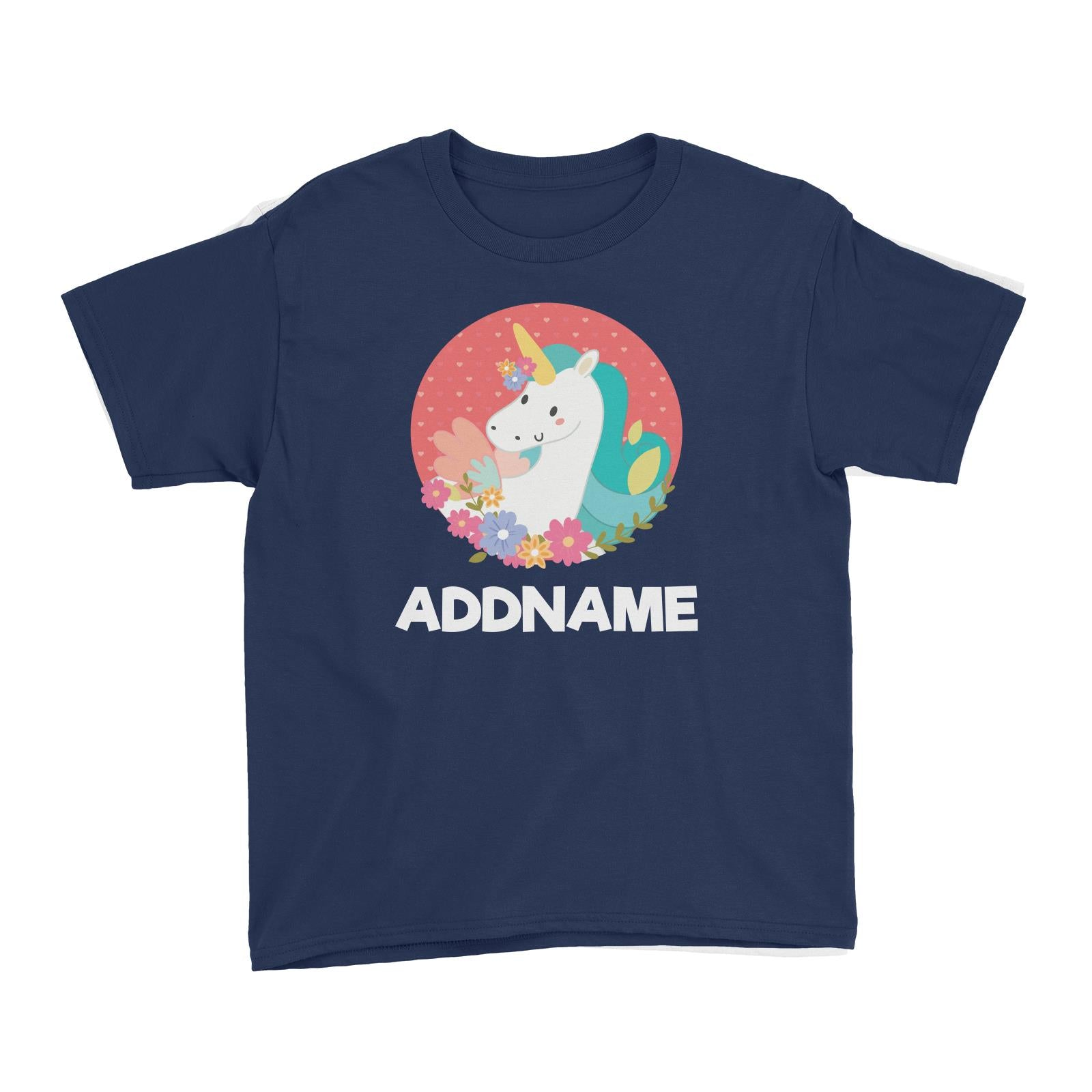 Fabulous Unicorn Kid's T- Shirt