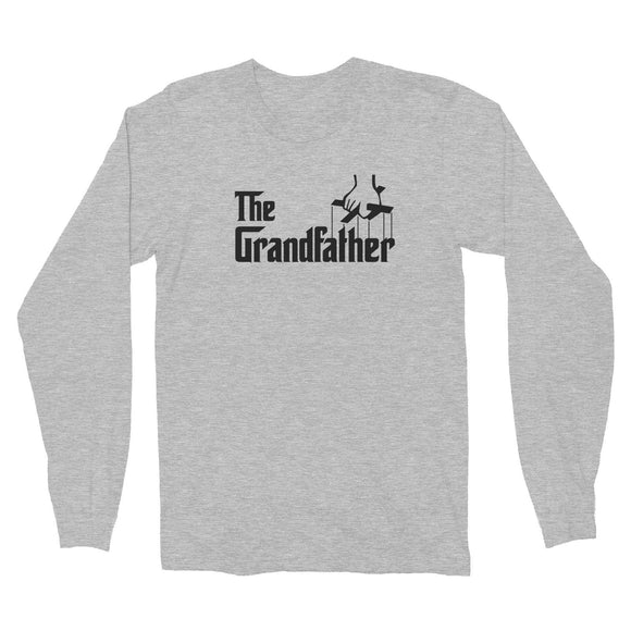 The Grandfather Long Sleeve Unisex T-Shirt Godfather Matching Family