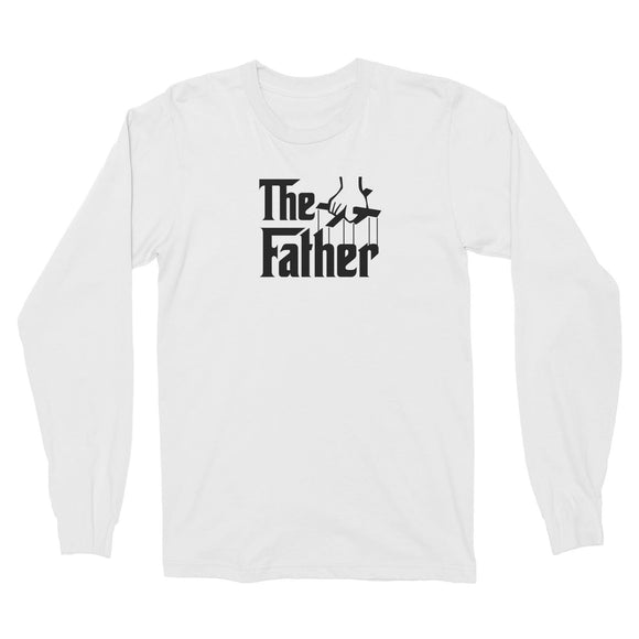 The Father Long Sleeve Unisex T-Shirt Godfather Matching Family