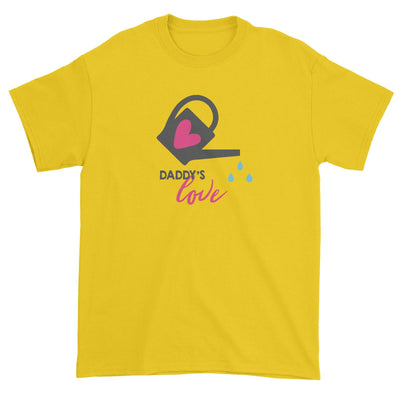 Nurturing Daddy's Love Unisex T-Shirt  Matching Family