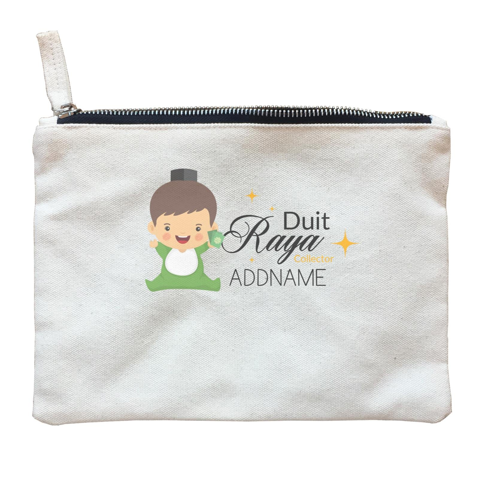 Duit Raya Collector Baby Boy Zipper Pouch