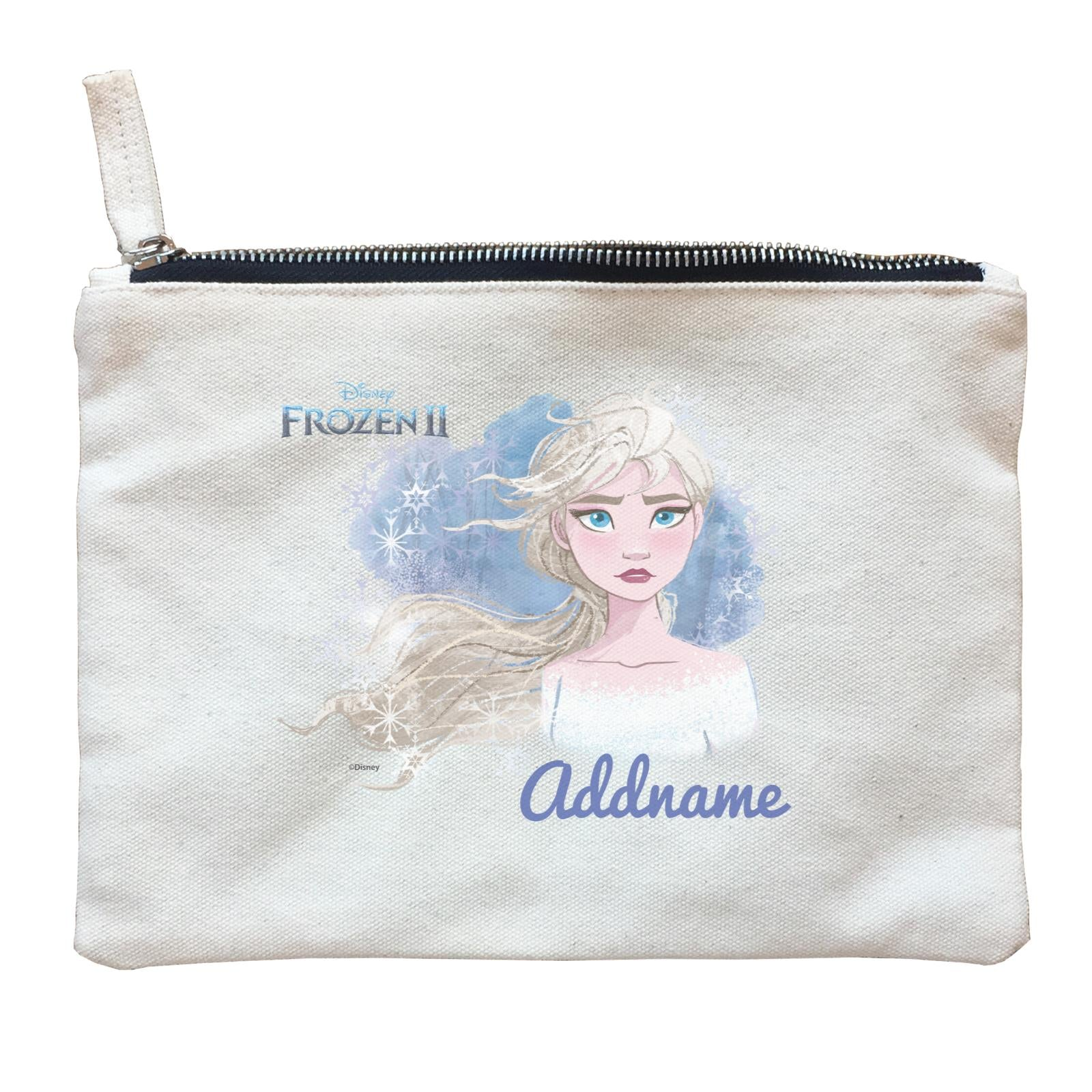 Disney Frozen 2 Forest Spirit Personalised Zipper Pouch