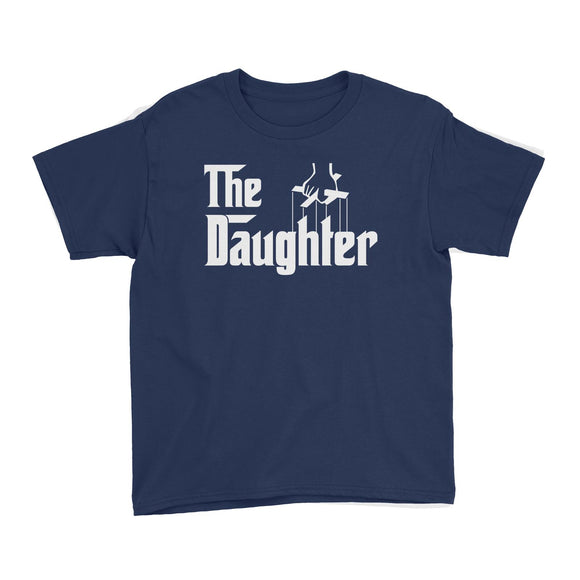 The Daughter Kid's T-Shirt Godfather Matching Family