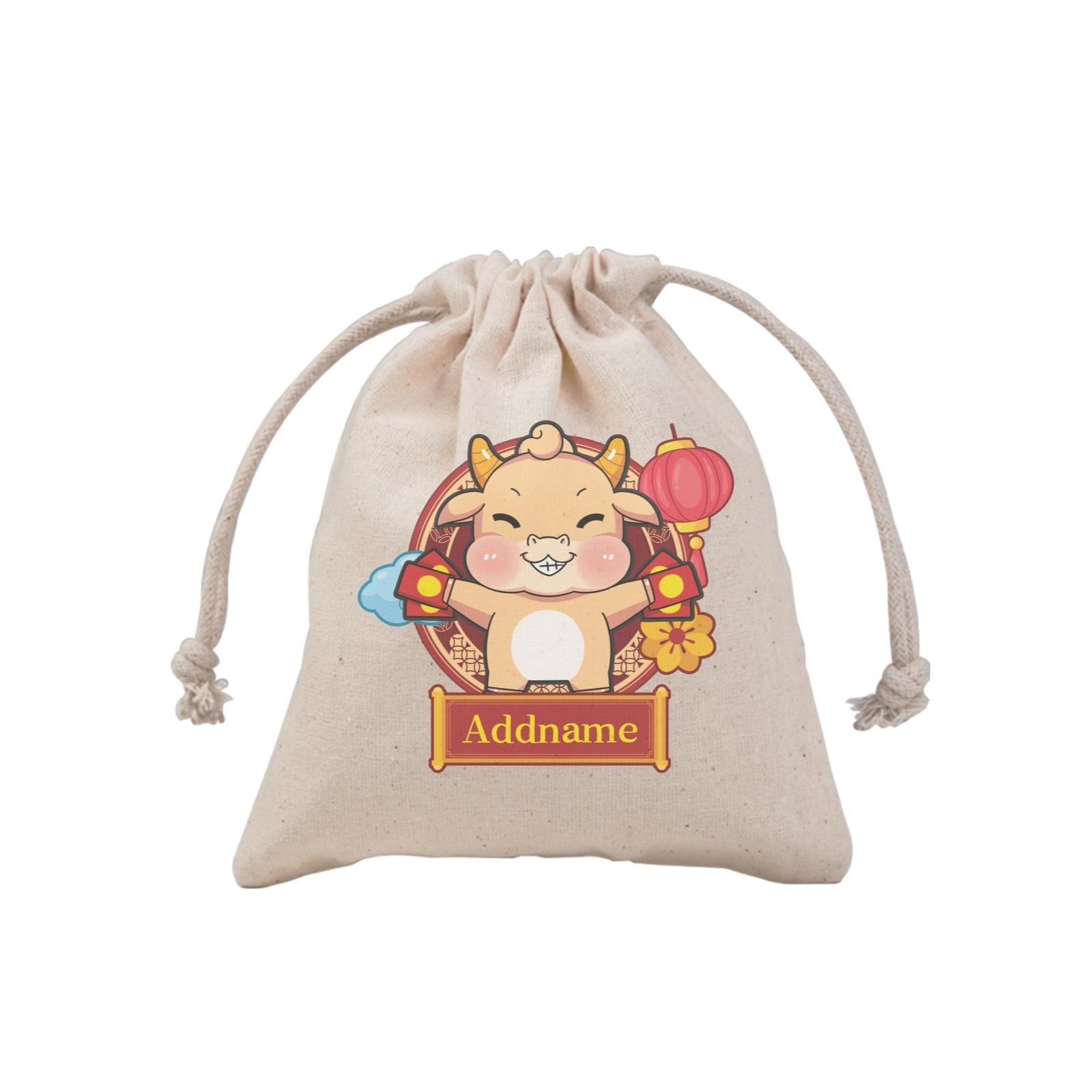 [CNY 2021] Golden Cow with Angpao MP Mini Pouch