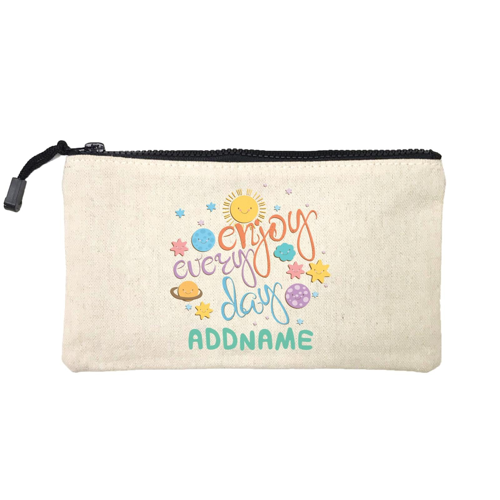 Children's Day Gift Series Enjoy Every Day Space Addname SP Stationery Pouch