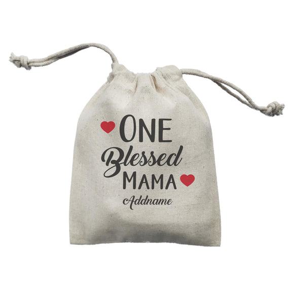 Christian Series One Blessed Mama Addname Mini Accessories Mini Pouch
