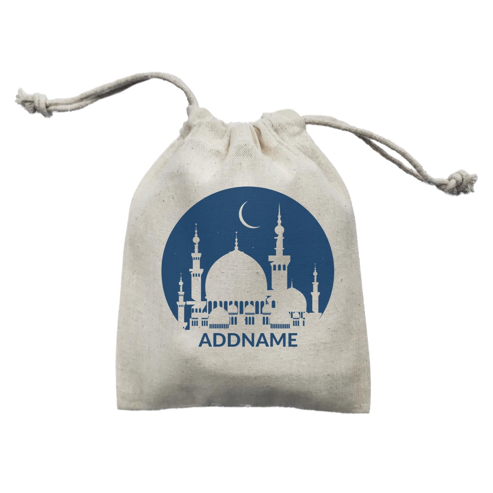 Mosque Moon Addname Mini Accessories Mini Pouch