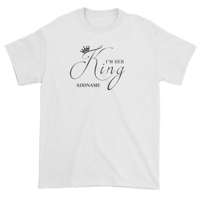Royal I'm Her King (FLASH DEAL) Matching Family Unisex T-Shirt