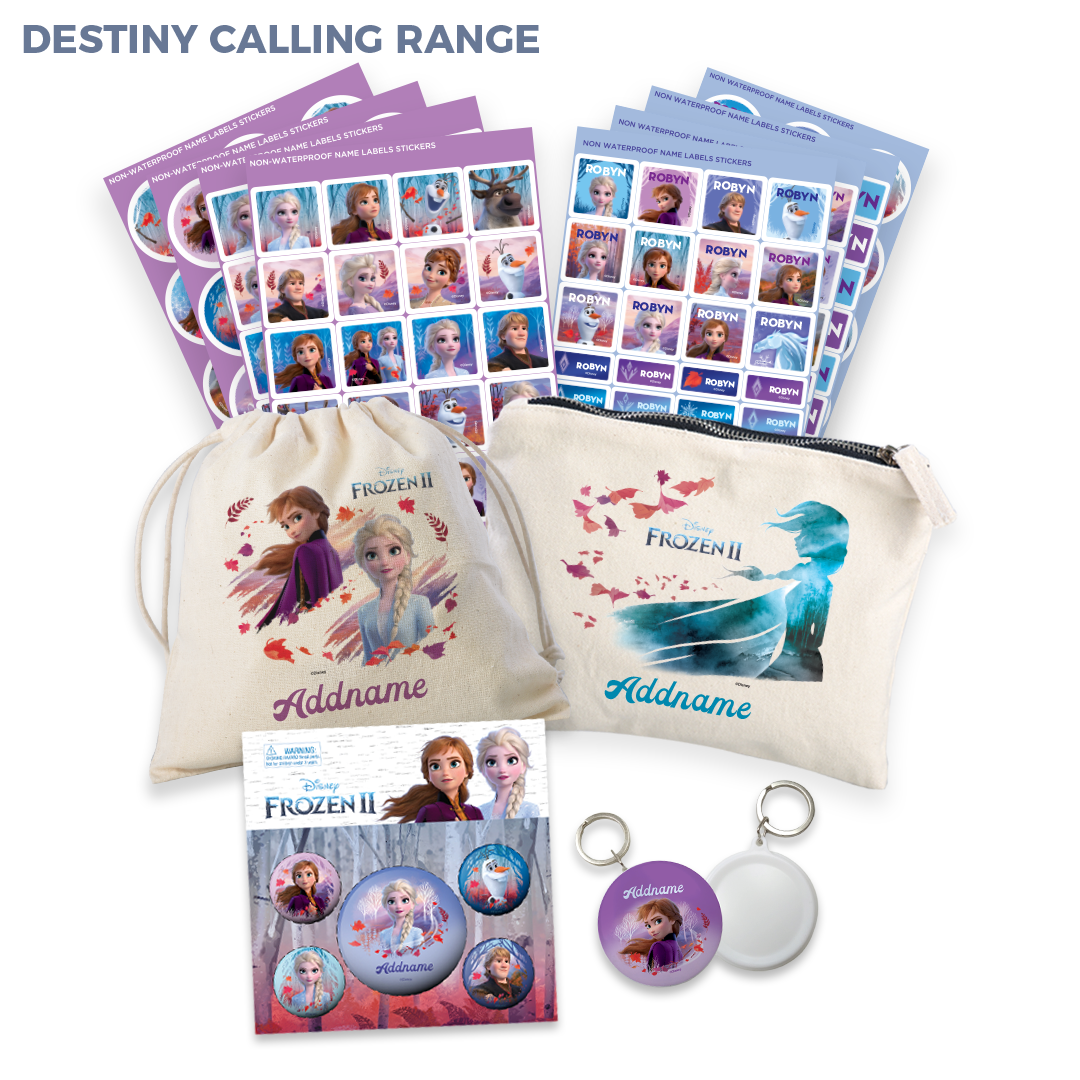 Frozen 2 Collectible Bundle - Destiny Calling Range (Limited Edition)