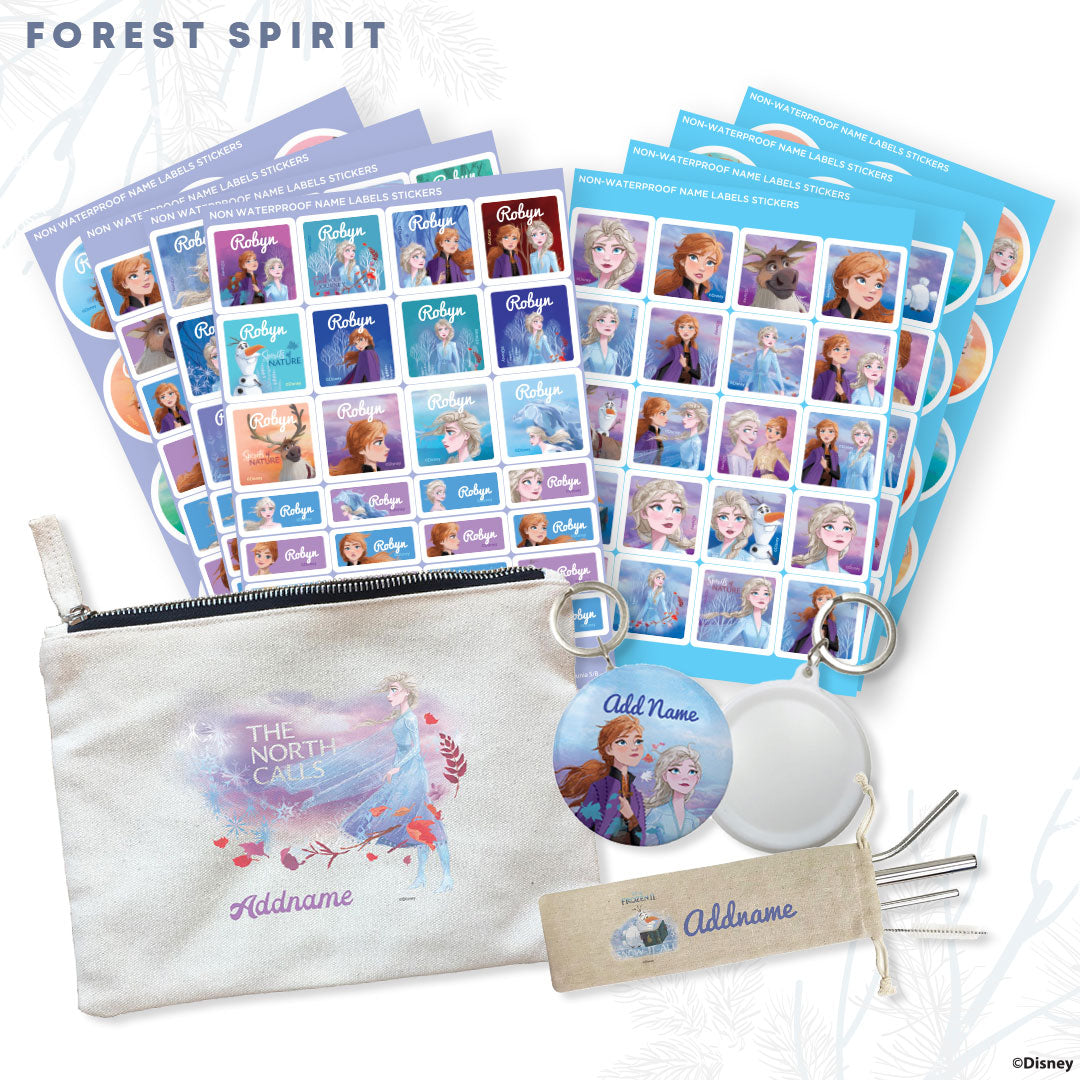 Frozen 2 Back To School Collectible Bundle - Forest Spirit (Limited Edition)
