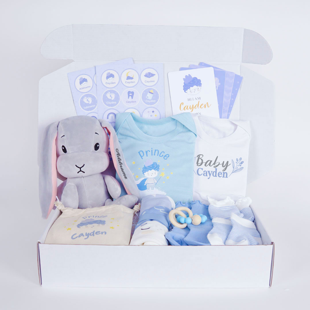 Baby Boy Ultra Premium Box Set