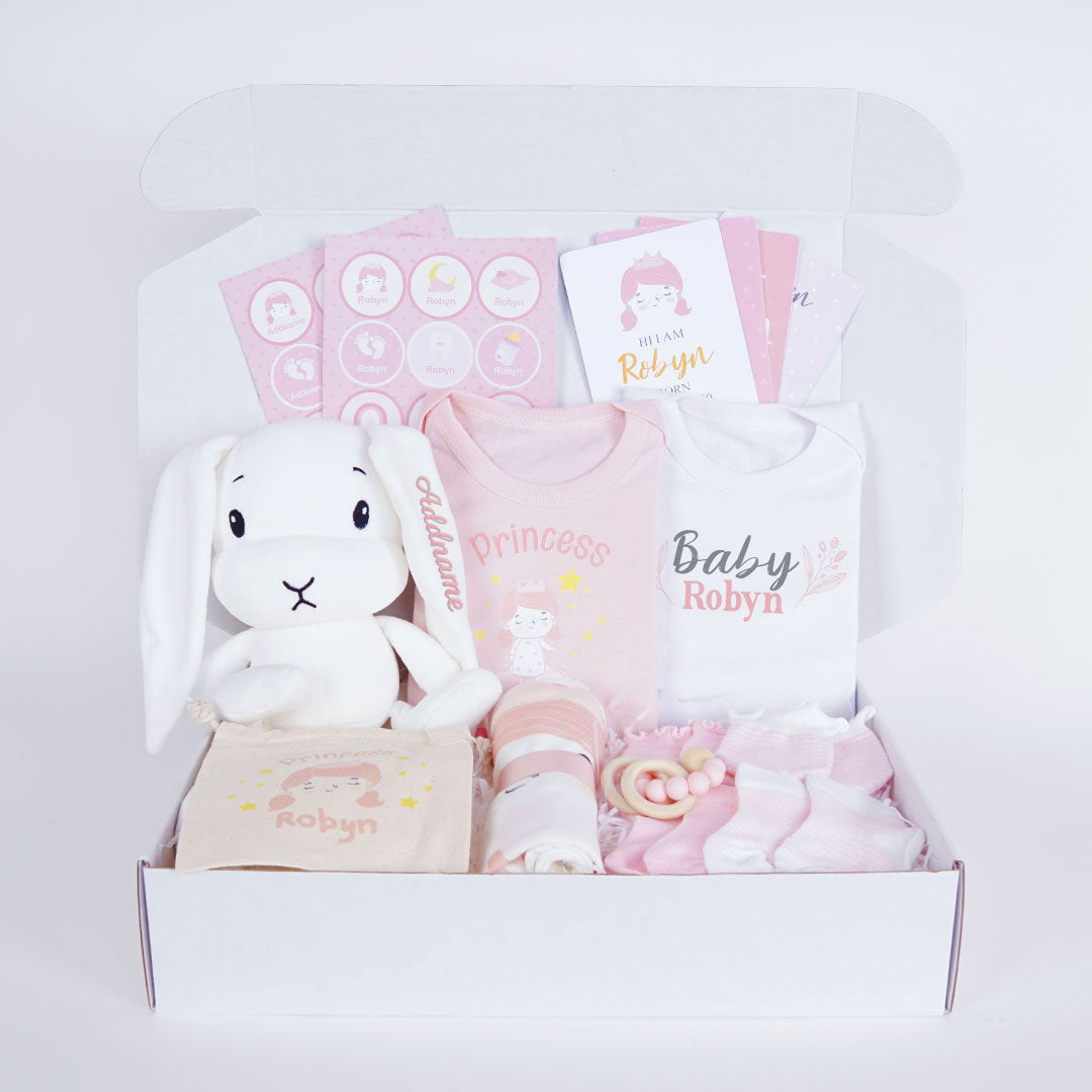Baby Girl Ultra Premium Box Set