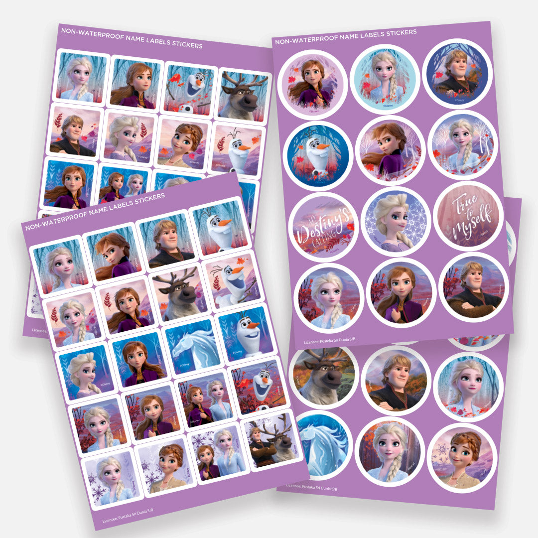 Disney Frozen 2 Destiny Calling Sticker