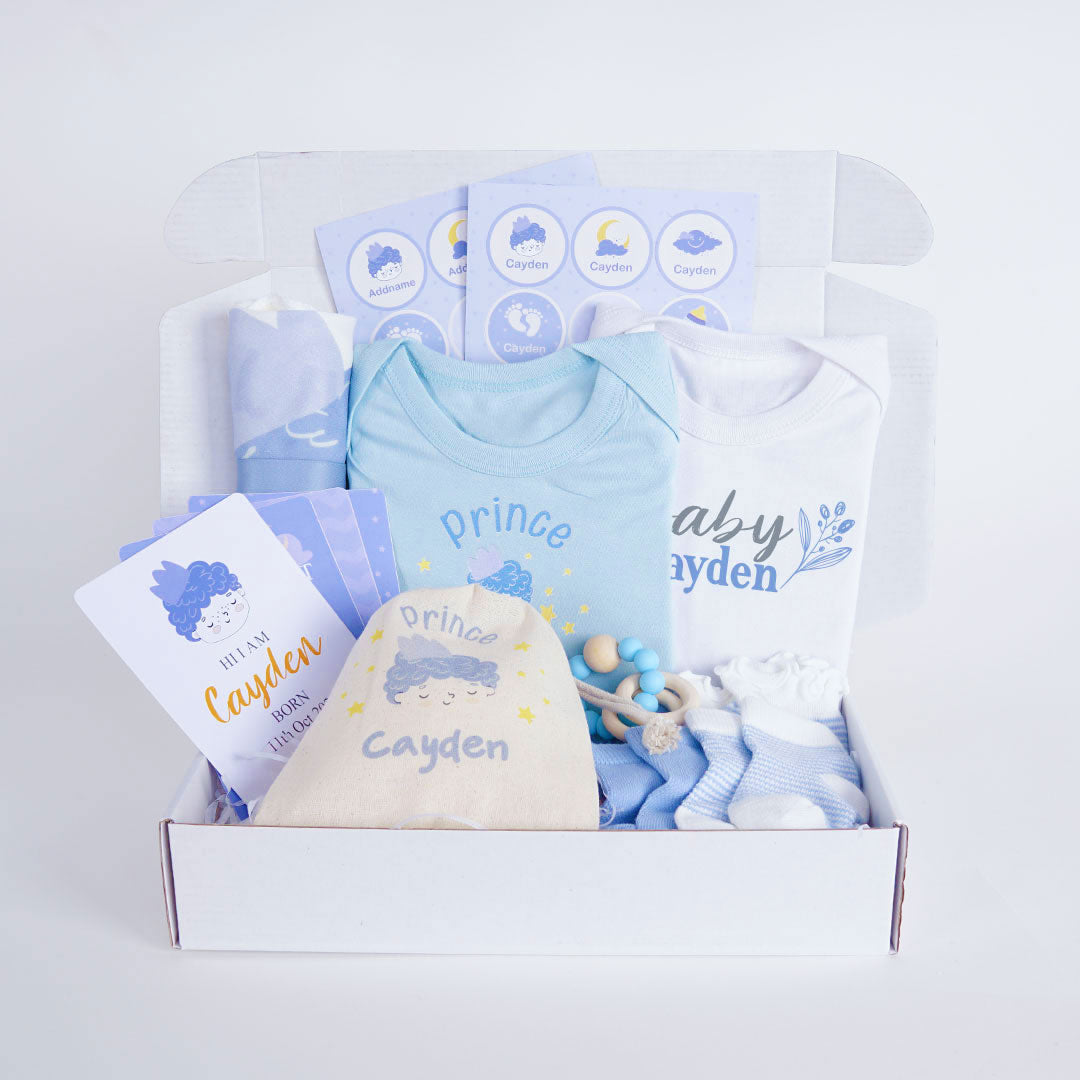 Baby Boy Premium Box Set