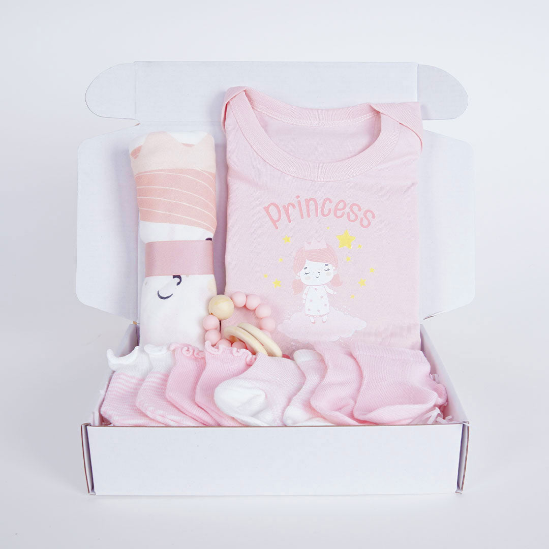 Baby Girl Standard Box Set