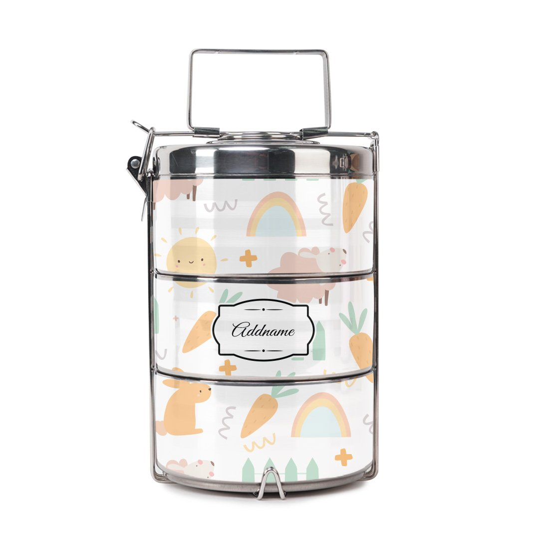 Cute Nature Tiffin Carrier