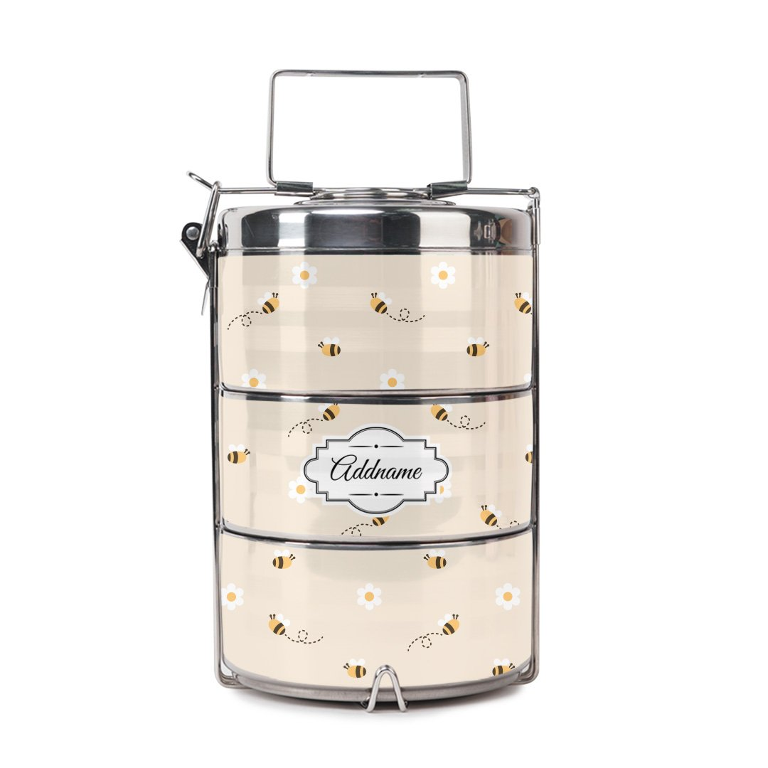 Buzzing Bee Tiffin Carrier