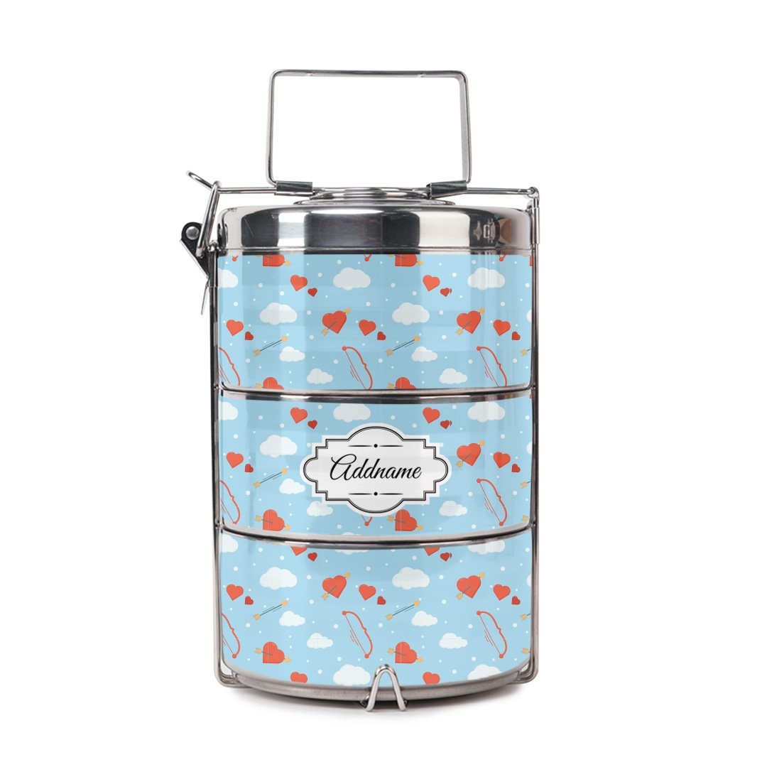 Cupid Love Tiffin Carrier