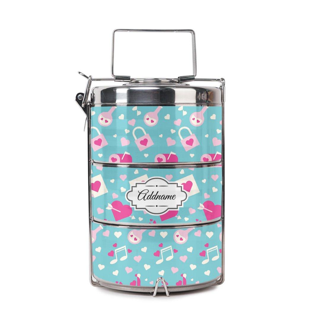 Love Mail Tiffin Carrier