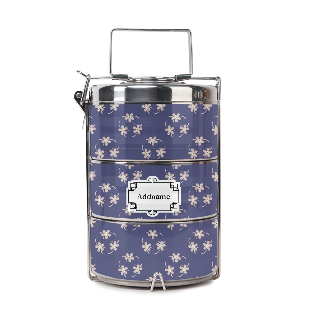 Japanese Cherry Blossom Tiffin Carrier