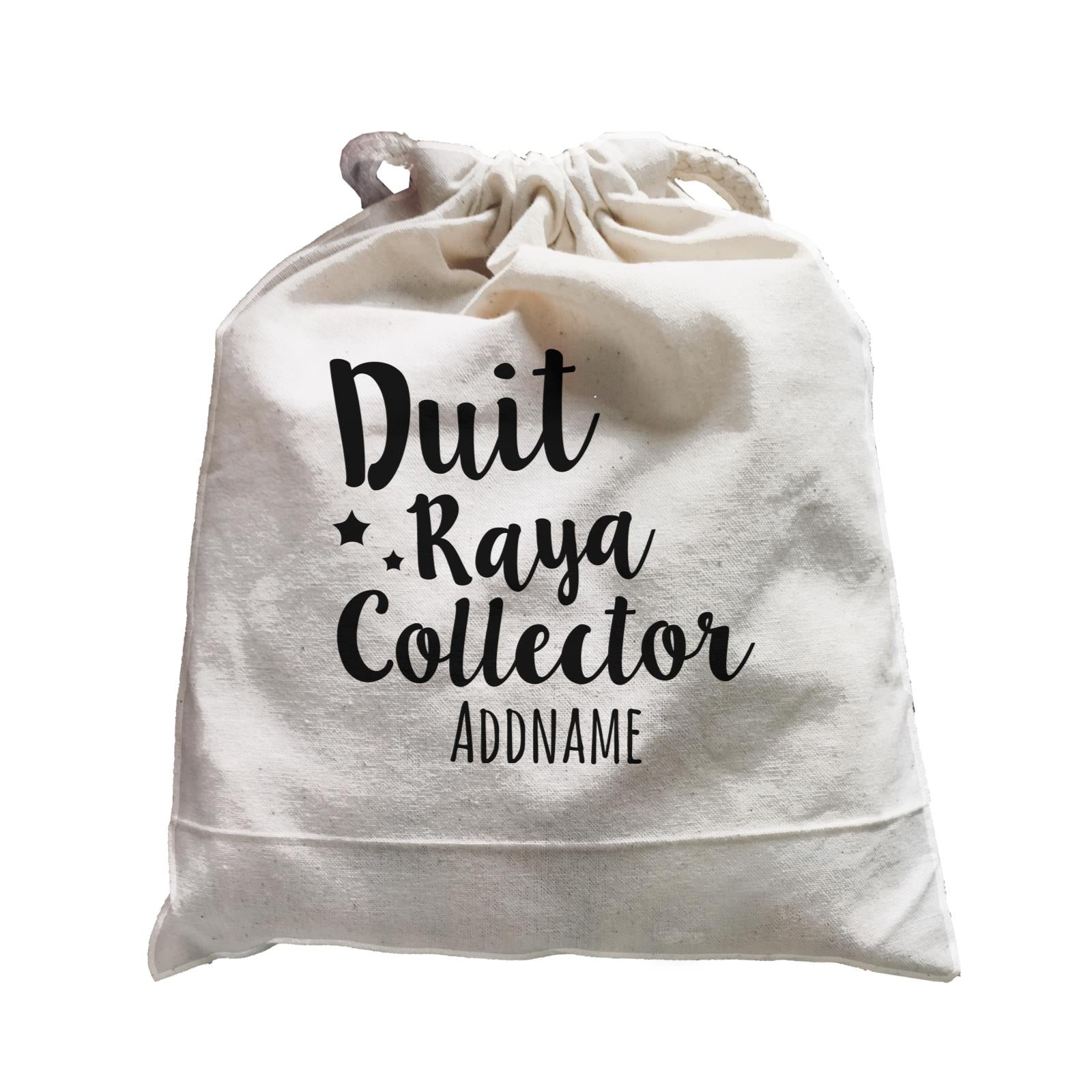 Duit Raya Collector Satchel  Personalizable Designs Raya Text