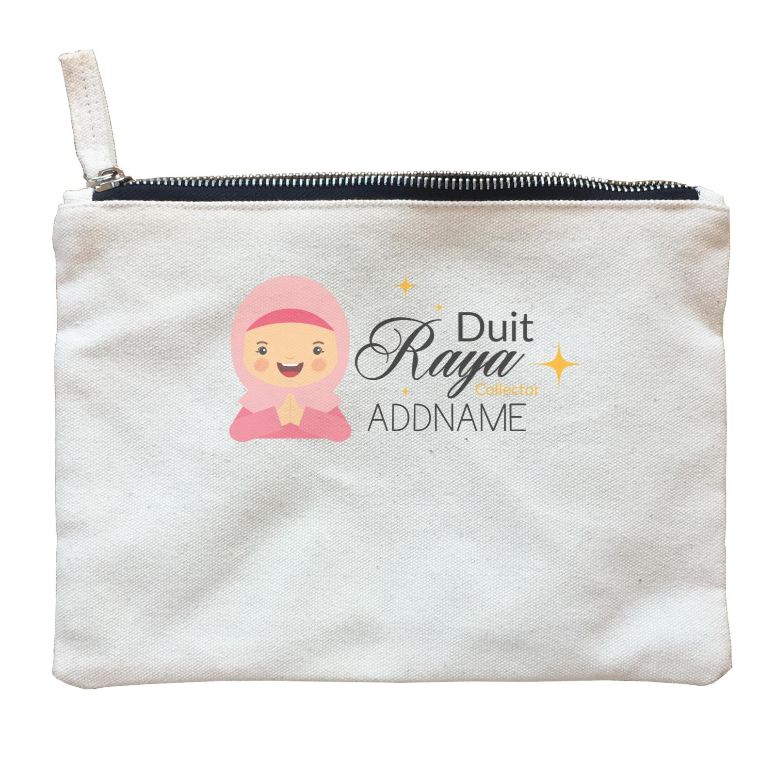 Duit Raya Collector Lady Zipper Pouch